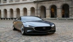 "El Mazda VISION COUPE gana el premio """"Most Beautiful Concept Car of the Year"""